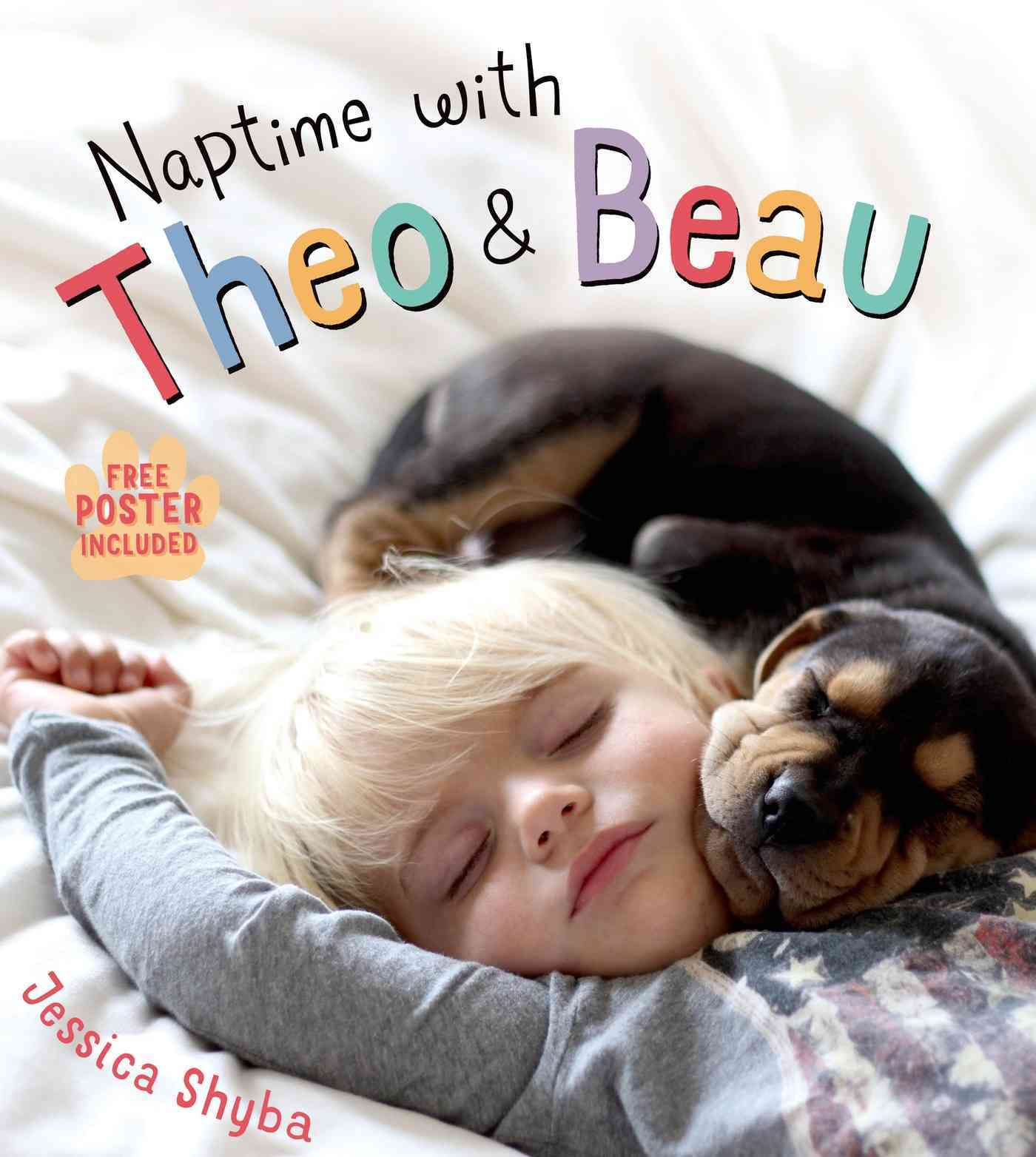 Naptime With Theo and Beau By Shyba, Jessica